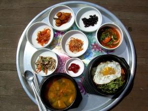 трапеза по-корейски