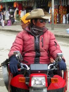 Tibet style